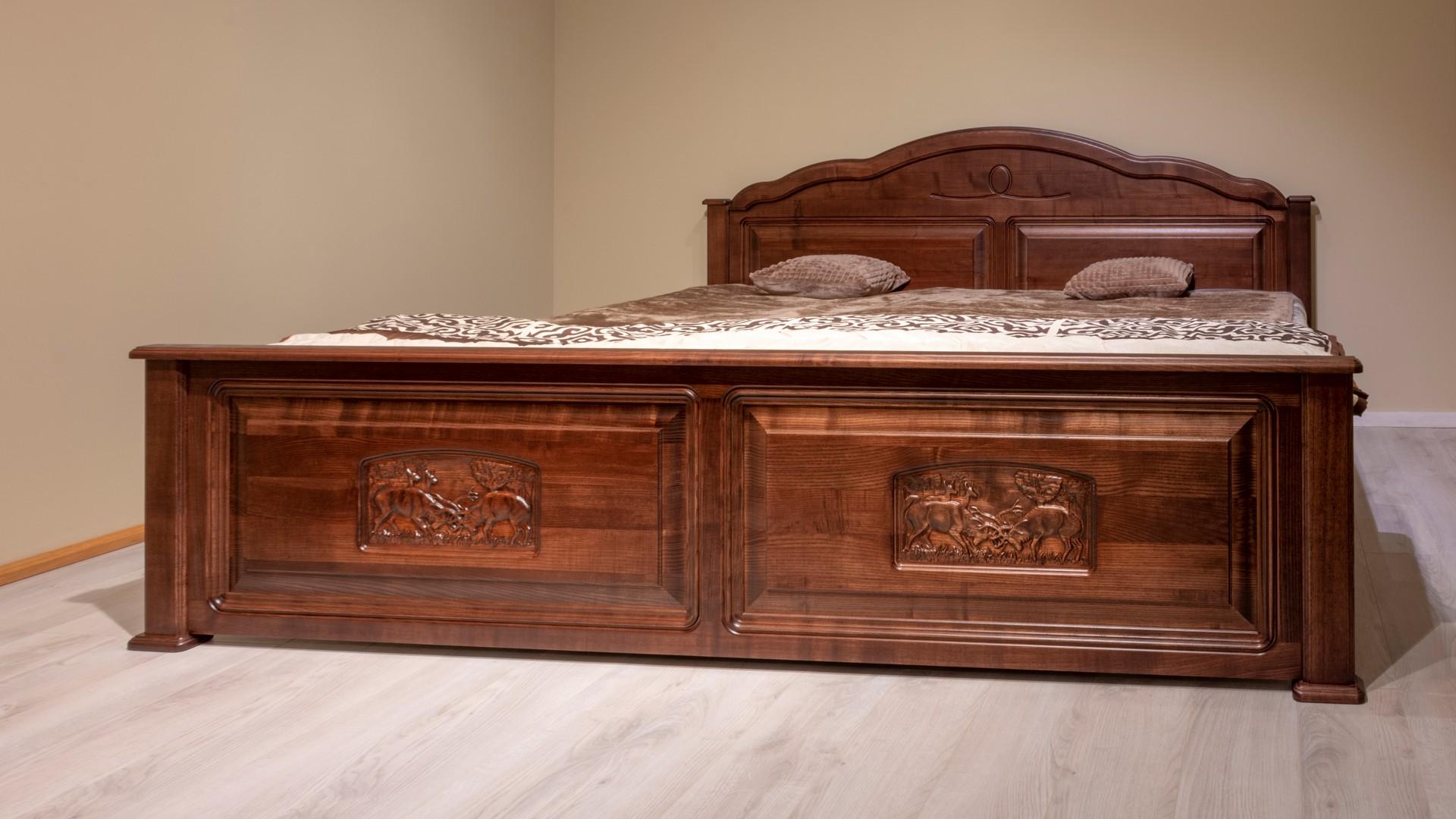 Tömörfa ágyak: időtálló megoldás bármilyen lakberendezési stílushoz