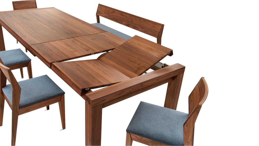 Flow dió kihajtható asztal