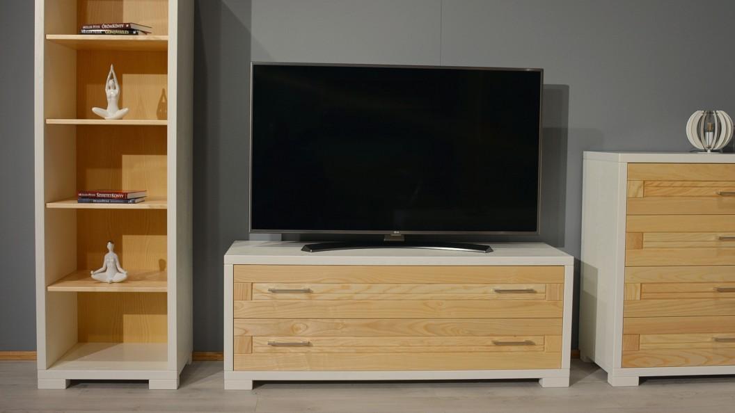 INNOVA 2 fiókos tv-állvány