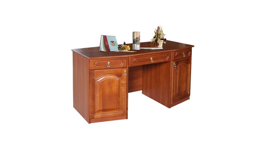 Cseresznyefa íróasztal