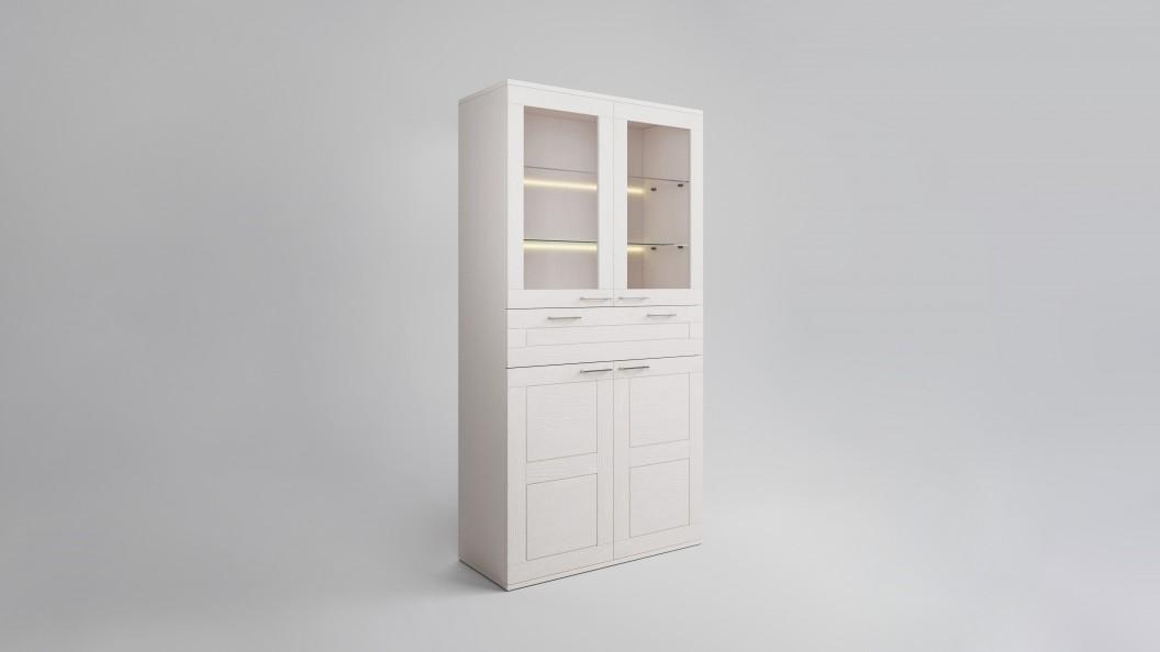Altero tálaló fehér színben